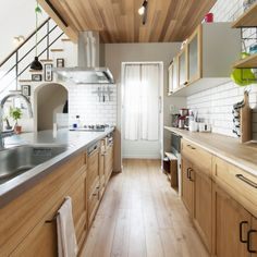 Want To Know More About Light Wood Kitchen Designs 30 - neweradecor Home Kitchens, Wood Kitchen, Kitchen Design, Light Wood Kitchens, Kitchen Flooring, Kitchen, Kitchen Interior, Kitchen Dining, Japanese Kitchen