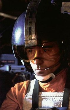 Wedge Antilles from Star Wars Episode 6 Return Of The Jedi #JedivsSith