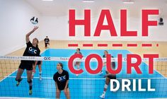 The defense circuit drill offers double benefits: it conditions players while training them to make better defensive plays. See how Colorado State coach Tom Hilbert runs this drill that pushes players to go for every ball. Basketball Cheers, Basketball Drills, Volleyball Players, Girls Basketball, Girls Softball, Volleyball Practice, Volleyball Workouts, Volleyball Quotes, Volleyball