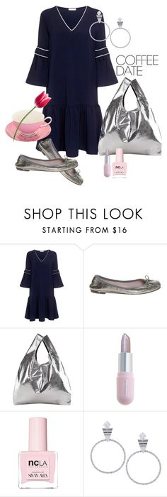 """Tulipe"" by herasdarne ❤ liked on Polyvore featuring Ganni, Pretty Ballerinas, MM6 Maison Margiela, Winky Lux and ncLA"