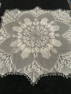 Lace Knitting, Knitting Patterns, Lace Art, Crochet Tablecloth, Lace Doilies, Tatting, Texture, Quilts, Embroidery