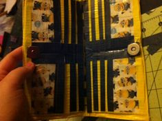 Despicable Me Duct Tape Wallet