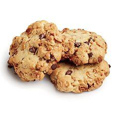 Quinoa-Granola Chocolate Chip Cookies | MyRecipes.com