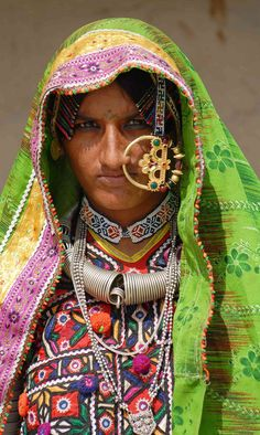 India | Kutch, Gujarat.| ©Nirmal Masarekar