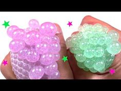 DIY Squishy Stress Ball | How to Make a Stress Ball | Courtney Lundquist - YouTube #Stress
