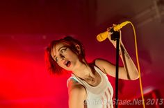 Paramore @ Kesselhaus München - 11.09.13