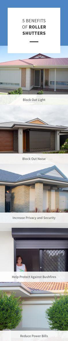 Power Bill, Roller Shutters, Outdoor Living, Outdoor Decor, Benefit, Garage Doors, Canning, Home Decor, Blinds