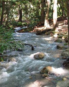 Arroyito (las venas de agua), La Descubierta, Independencia, R.D.