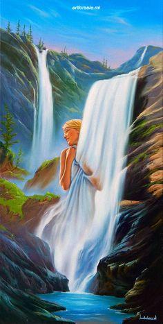 Jim Warren - Embracing Nature