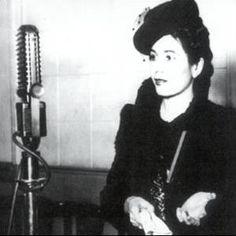 EVITA RADIO  early radio work