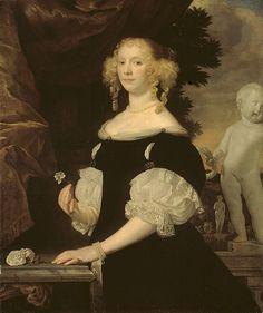 Abraham van den Tempel (1622–1672) Portrait of a Woman