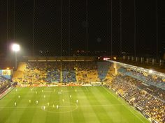 Estadio El Madrigal in Villareal, Valencia