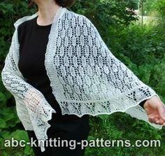 sjal  http://www.abc-knitting-patterns.com/1083.html