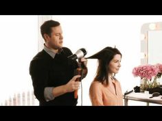 """Learn stylist Mark Townsend's """"sleek and straight"""" tips for controlling your hair!"""