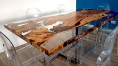 57 best tavoli in legno e resina images on pinterest resin furniture wood projects and wooden - Tavoli in legno e resina ...