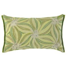"""The #detail in the Daphne Pillow is undeniable! It's pretty and practical (plenty of lumbar comfort). Size:  16"""" X 26"""""""