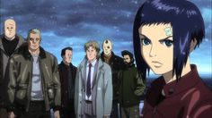 Ghost In the Shell | Cross Rinne Journals