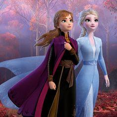Anna and Elsa Frozen 2 Frozen Disney, Princesa Disney Frozen, Frozen Two, Ana Frozen, Film Frozen, Frozen Elsa And Anna, Frozen Wallpaper, Cute Disney Wallpaper, Disney Princess Pictures