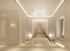 Residential projects - dubai - traditional - Spaces - Other Metro - IONS DESIGN- DUBAI-bedroom design