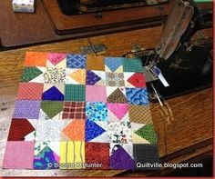 Quiltville's Quips & Snips!!: Free Patterns!