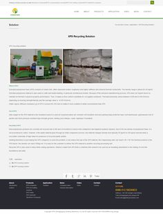XPS Recycling Solution _ Styrofoam Compactor_EPS compactor_EPS Hot melting machine_EPS melter _Film squeezer_qinfeng machine