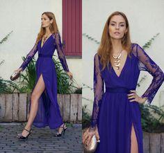 Ruxandra I. - Bleu Foncé