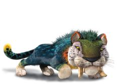 the croods tiger - Buscar con Google