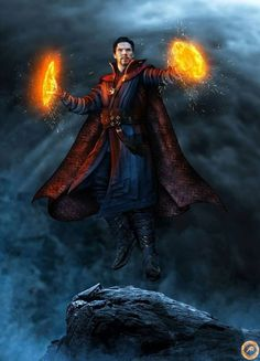 """"""" I think you'll find our will equal to yours """" . Marvel Dc Comics, Marvel Heroes, Marvel Avengers, Dr Strange Costume, Dr Stange, Doctor Strange Benedict Cumberbatch, Strange Tales, Avengers Wallpaper, Marvel Characters"""