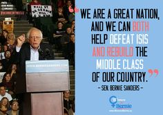 We can multitask! Bernie is the Democratic candidate for real change. Vote Bernie Sanders all the way! Check with you local voter registration office to make sure you're all set for the primary, then get out and make your voice heard! Vote in the Democratic PRIMARY!