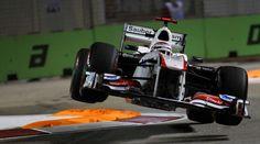 Formula 1 Singapur 2012.
