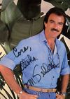 Magnum PI Actor TOM SELLECK- Photograph Signed