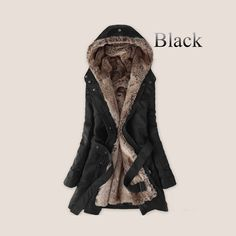 Women's Jackets warm long