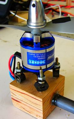 A new approach to vibration damping, at the source! - DIY Drones