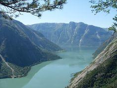 Norway Eidfjord