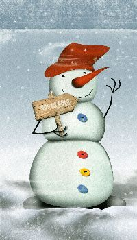 """""""Life is fun if you just find out how. Snowman Emoji, Snowman Hat, Christmas Snowman, Christmas Time, Christmas Bulbs, Snowman Quotes, Snowman Images, Snowmen Pictures, Snowman Wallpaper"""