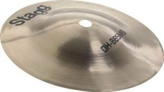 Stagg DH-B65MB 6.5-Inch DH Bell Medium Brillant Cymbal by Stagg. $53.34. Stagg 6.5 Inch DH Bell Medium Brillant Cymbal