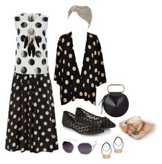 """""""Classic polka dots"""" by perpetto ❤ liked on Polyvore featuring Dorothy Perkins, Dolce&Gabbana, Gianfranco Ferré, Accessorize and 3.1 Phillip Lim"""