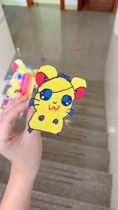 Diy Crafts For Kids Easy, Fun Diy Crafts, Creative Crafts, Cool Paper Crafts, Paper Crafts Origami, Instruções Origami, Anime, Simple Paper Crafts, Paper Crafts For Kids