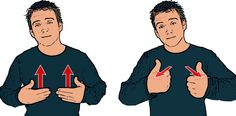 The British Sign Language or BSL is the Sign language that is used widely by the people in the United Kingdom. This Language is preferred over other languages by a large number of deaf people in the United Kingdom. British Sign Language Dictionary, English Sign Language, Sign Language Phrases, Sign Language Interpreter, Sign Language Alphabet, Learn Sign Language, Learn Another Language, American Sign Language, Foreign Language