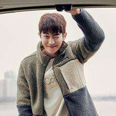 Nam Joo Hyuk Lockscreen, Joon Hyuk, Nam Joohyuk, Weightlifting Fairy Kim Bok Joo, Kdrama Actors, Handsome Boys, Korean Drama, Weight Lifting, Columbia