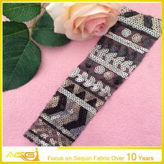 ACG--Ethnic Sequin Fabric