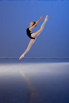 The best form of art. Because dancers are that which is being made.