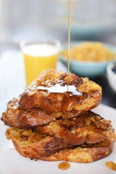 Boozy Baked French Toast | Food | Pinterest | Baked French Toast ...