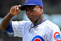 Alfonso Soriano hit 2 HRs and a double in today's Cubs game against the Rockies