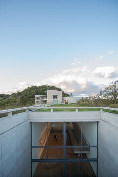 Tadao Ando à Naoshima, Le Benesse House-Museum © Gabriel De La Chapelle