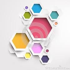 Image result for x particle hexagone