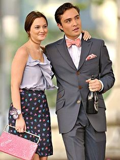 I love the character of Blair waldorf on gg she has such great stye