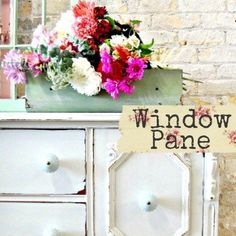 Window Pane is a white with a slight gray cast. Sweet Pickins Milk Paint is a true milk paint which comes in a powder form. Our Milk Paint is environmentally safe, non-toxic and is food safe. Paint Cans, Primitive Furniture, Window Painting, Primitive Homes, Milk Paint, Window Pane, Painted Window Panes, Bees Wax, Milk Paint Colors