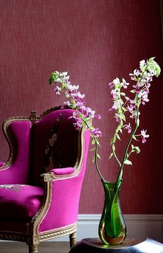Shades of purple ~ Photo by...?