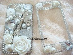 Crystal Icing - Bling Phone Cases